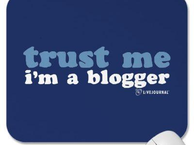 We are privileged to be bloggers!