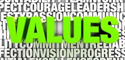 Living By Your Values