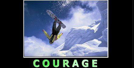 Entrepreneurial Courage