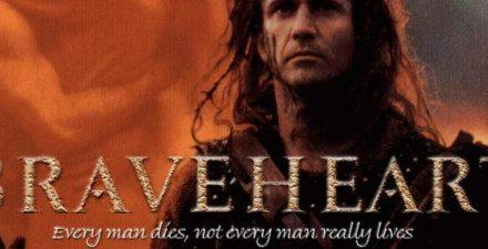 Never Give Up Movie – Braveheart