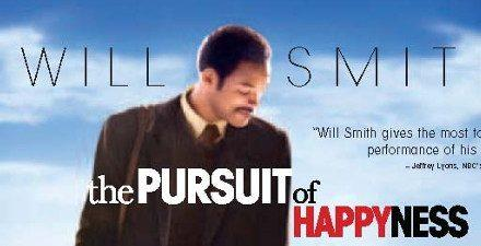 Never Give Up Movie – In Pursuit of Happyness