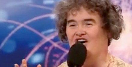 Susan Boyle An Inspiring Story