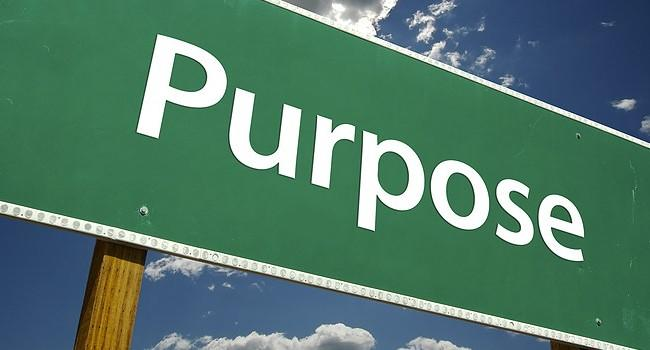 Does your Life have a Clear Sense of Purpose