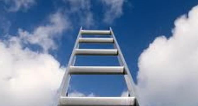 Climb Up The Ladder Of Success