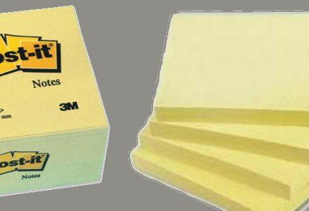 The Story Of The Post It Notes