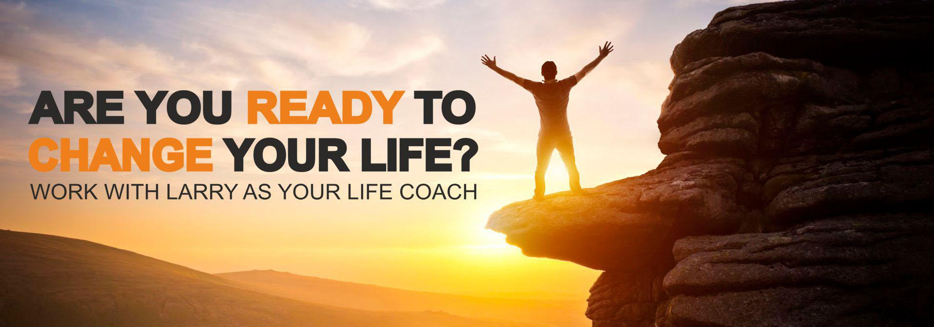 Professional Life Coaching With Larry Lewis