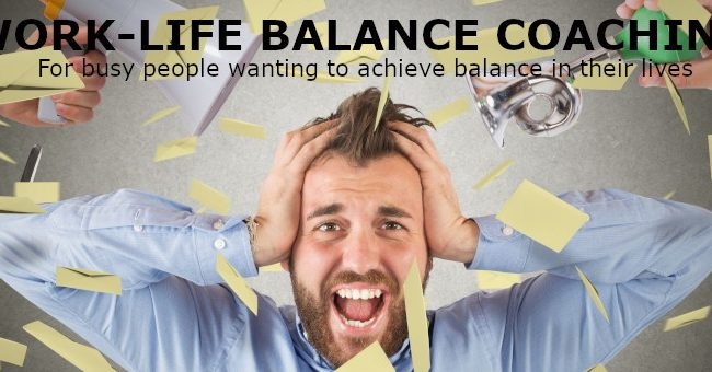 Work-Life Balance Coaching